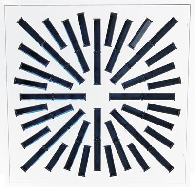 AXO-SX-UV High Induction Swirl UV Diffuser for High CFM