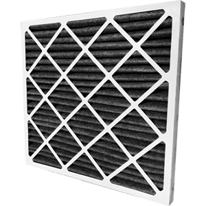 UV Resistant Carbon Filter for UV Diffusers