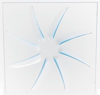 OTO-UV Architectural UV Swirl Diffuser