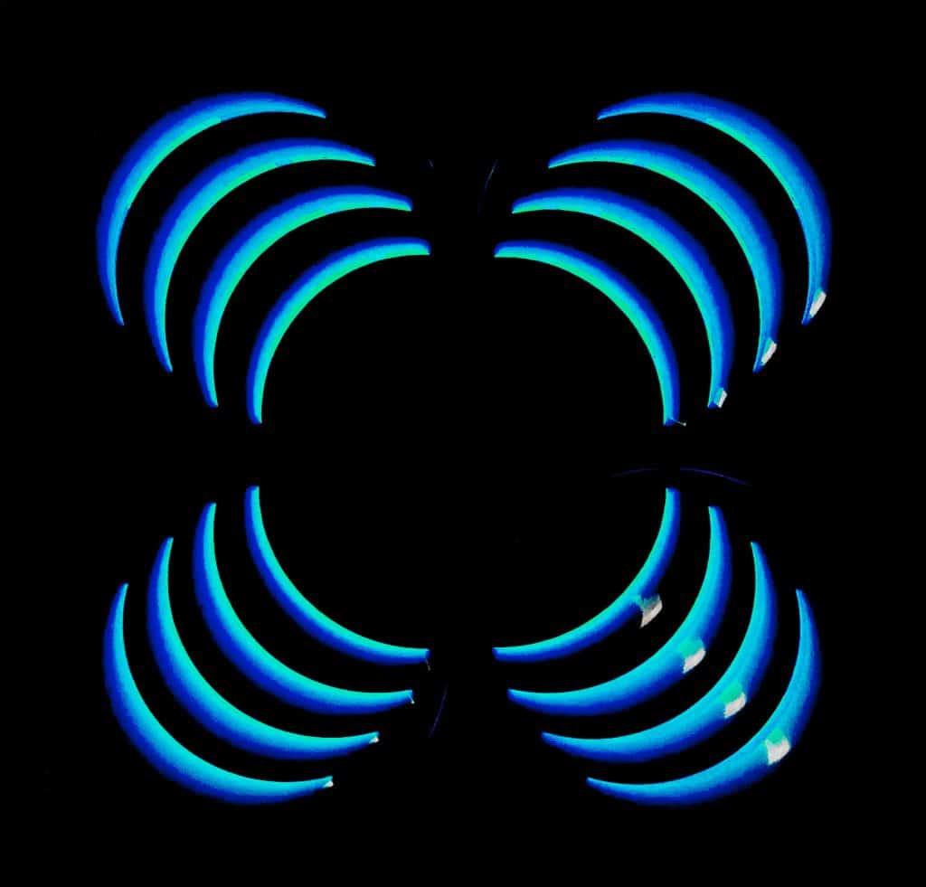 PLAY-UV Adjustable UV Diffuser Dark View